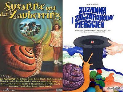 CineMonsteR: Susanne und der Zauberring. 1974.