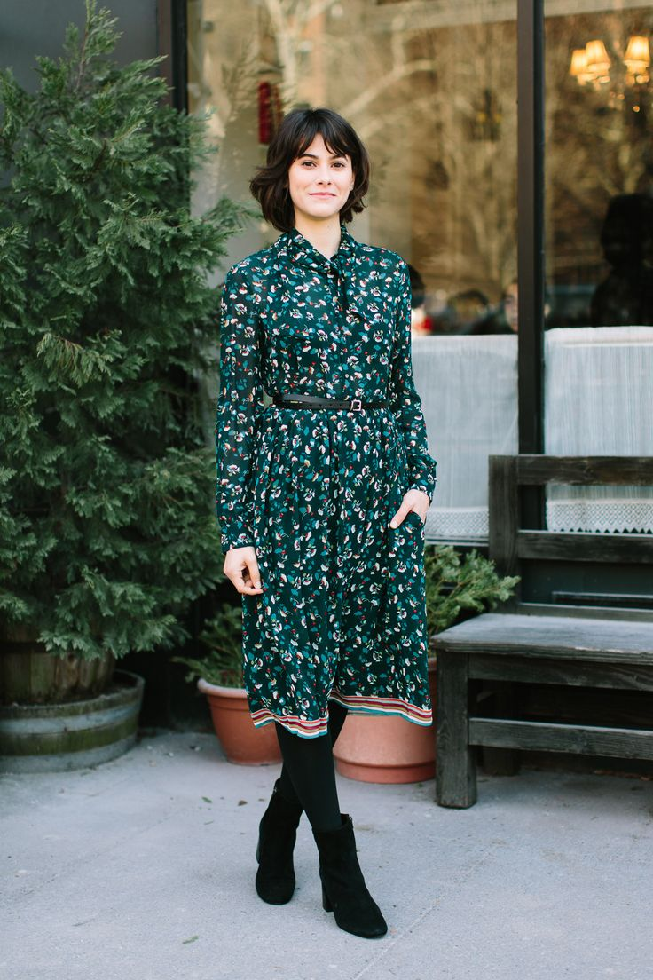 A Week of Outfits: Nicole Bruno
