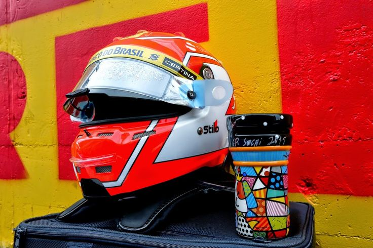 Own Felipe's 8-points #AngelCup which he used for his #RussianGP starting grid coffee: >> chrty.bz/ANGELCUP4