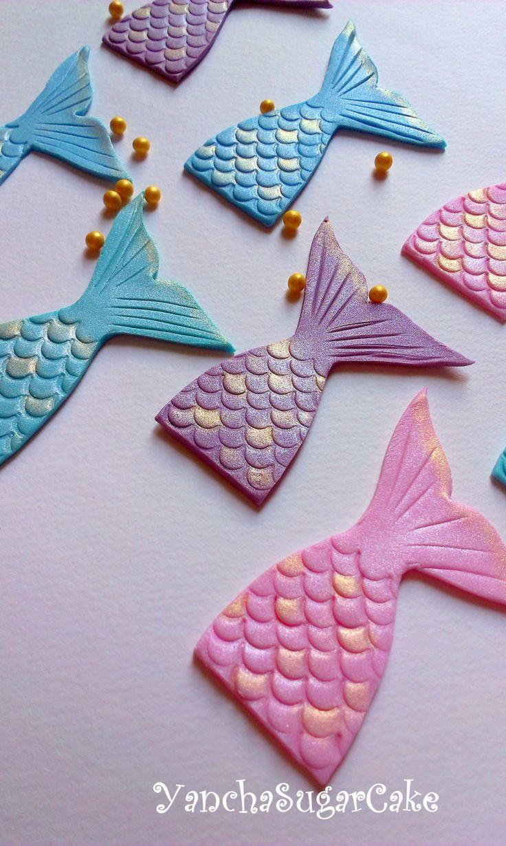 25 Best Ideas About Mermaid Cupcakes On Pinterest Sea