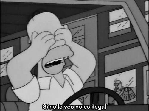 Homero Simpson en español
