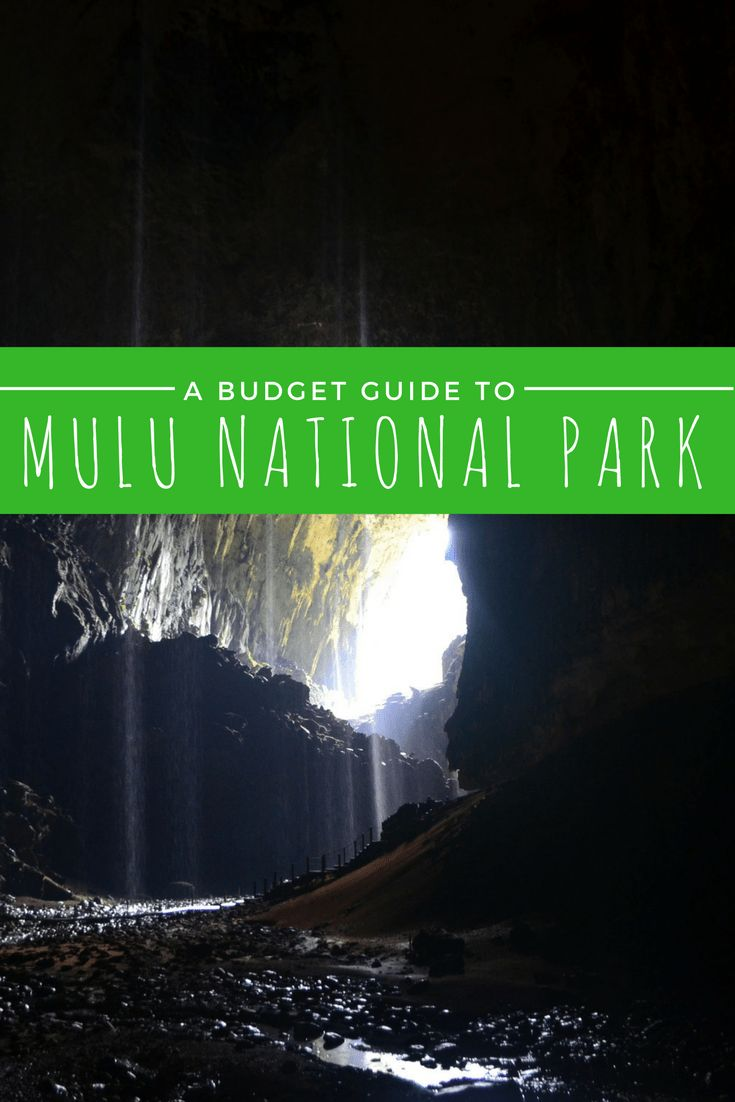A Budget Guide to Mulu National Park