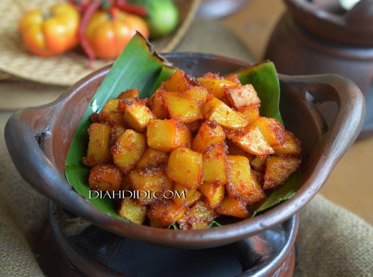Diah Didi's Kitchen: Sambal Goreng Kentang Ala Warteg