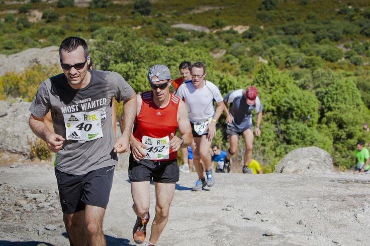 Hoyo de Manzanares, rompepiernas por definición #RacesTrailRunning #RTR #TrailRunning #Running