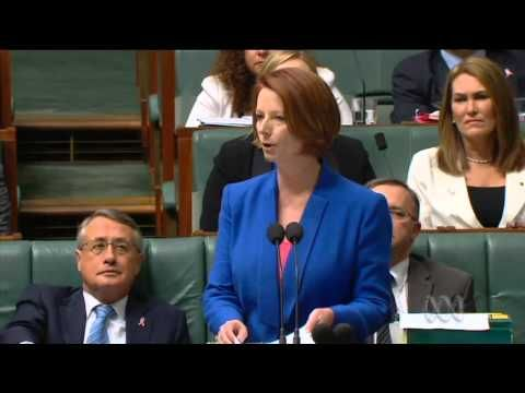 environmental policies in australia gillard government Full transcript: gillard's asylum policy speech read the full text of prime minister julia gillard's announcement of her government's policy on asylum seekers at the lowy institute updated.