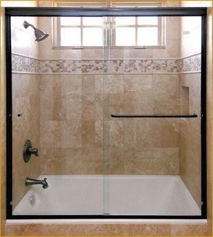 Shower Tub Enclosures Shower Door Sliding Enclosures
