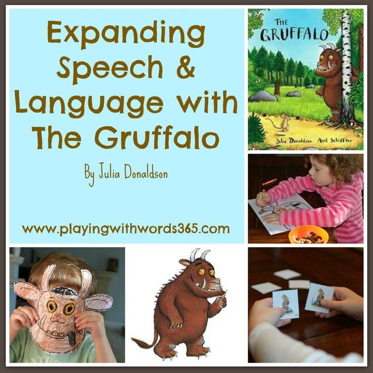 Expanding Speech language with Gruffalo