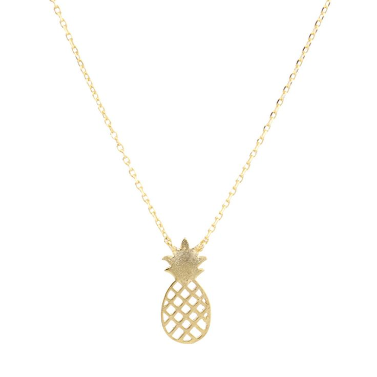 Ananas Pineapple Necklace