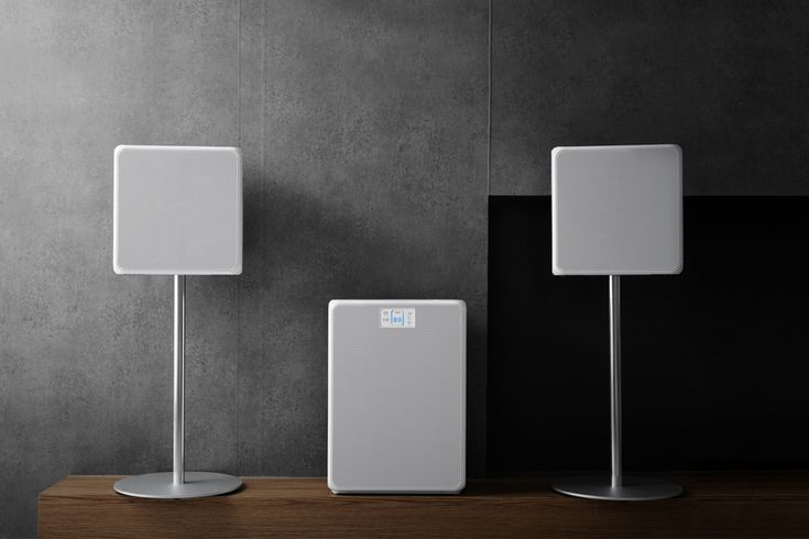 Speakers have come a long way from being a big, bulky, black box stuffed in the corner of a room. These days, a well-designed speaker can