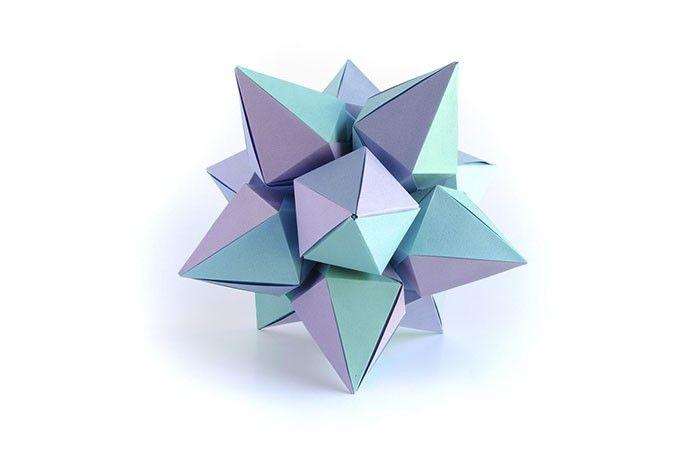 herrnhuter stern selber basteln inspiration aus papier