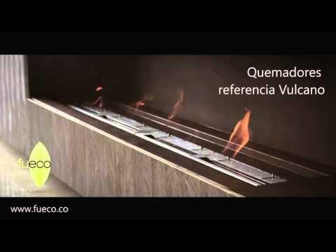 FUECO, Chimeneas y quemadores de Bioetanol