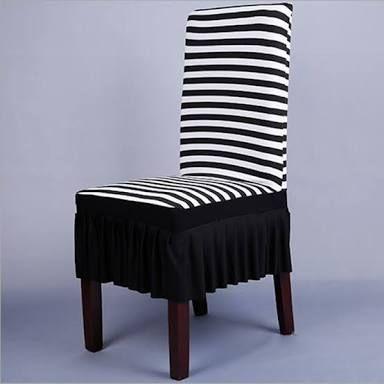 M s de 1000 ideas sobre fundas para sillas de comedor en for Sillas plasticas comedor