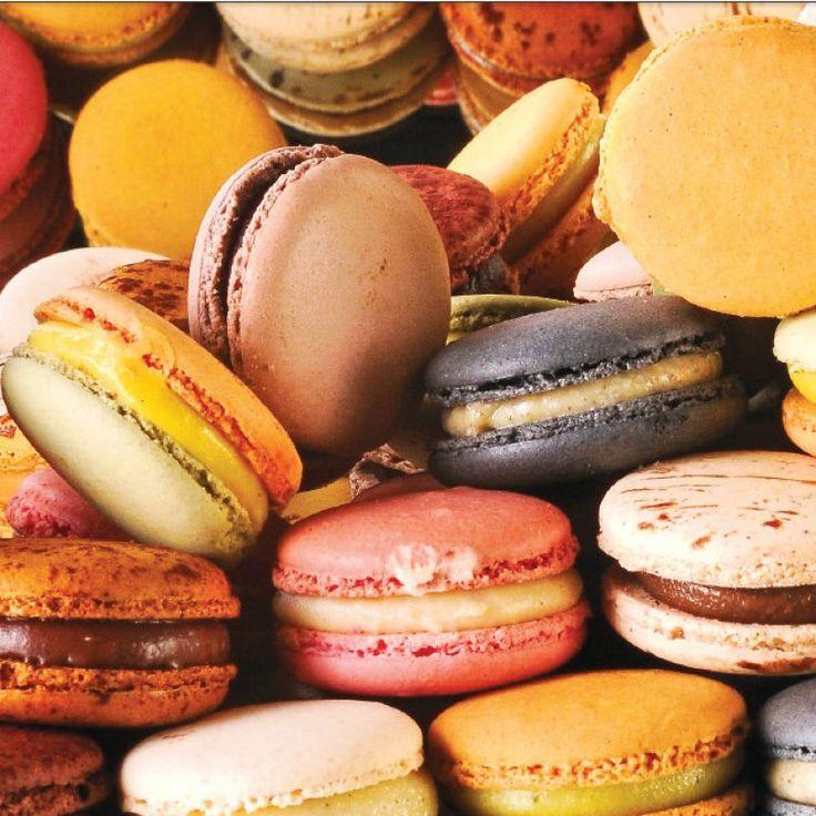 Reteta juratului Tudor Constantinescu: Macarons de Paris | Retete a1.ro