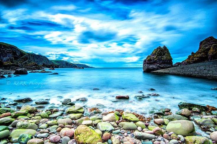 Photograph Rocky Beach. by Kevin Ainslie on 500px