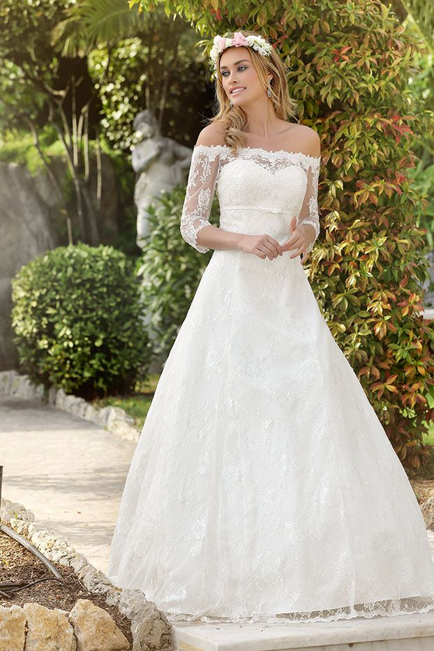 14 best Brautkleider Online images on Pinterest | Wedding frocks ...
