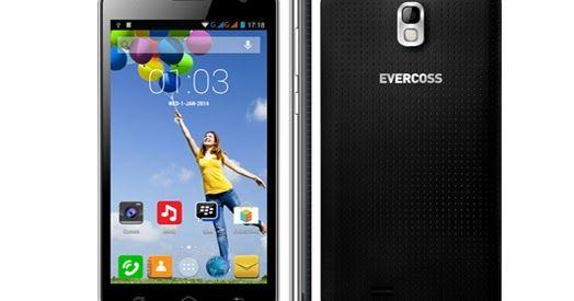 Spesifikasi dan Harga Evercoss Winner Y A76, Ponsel Octa Core RAM 1 GB