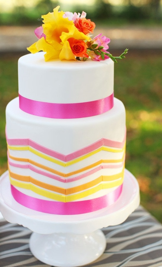pink and yellow wedding cake ideas 126 best images about pink orange yellow green on 18565