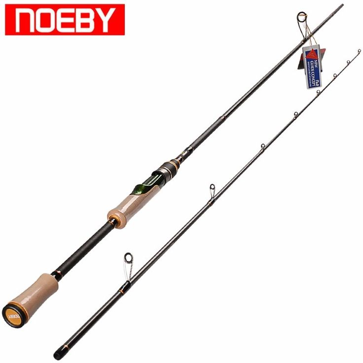 72.85$  Buy now - http://ali4co.worldwells.pw/go.php?t=32791304569 - 2017 NOEBY Bass FUJI Fishing Rod Carbon 2.13m 2section M/ML Spinning Rods Guides Varas De Pesca Carpe Canne Peche Stand Pole  72.85$