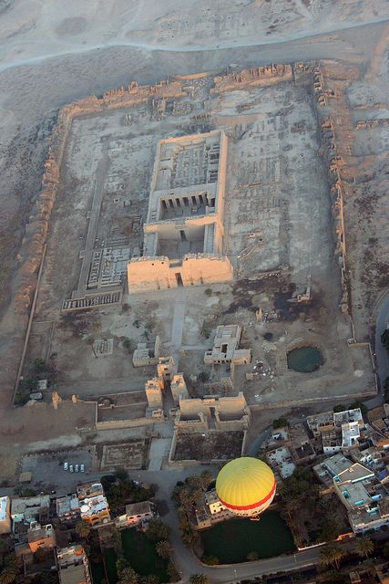 Mortuary Temple of Ramesses III, Luxor, Egypt Also known as Medinet Habu, the Mortuary Temple of Ramesses III (r. 1186–1155 BC), is an important New Kingdom structure on the West Bank of Luxor in Egypt. The temple is probably best known as the source...