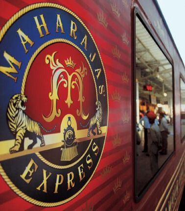MAHARAJAS EXPRESS Where: India - planning to do this for my 60th with good friends!