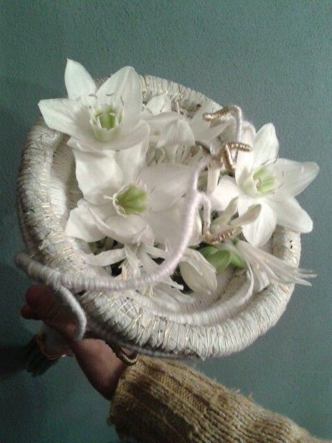 Floral Movement '13● Bruidsboeket finale ● By Thijs Harmens