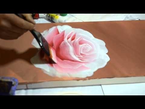 Best 25 como pintar una rosa ideas on pinterest pintar - Como pintar una habitacion ...