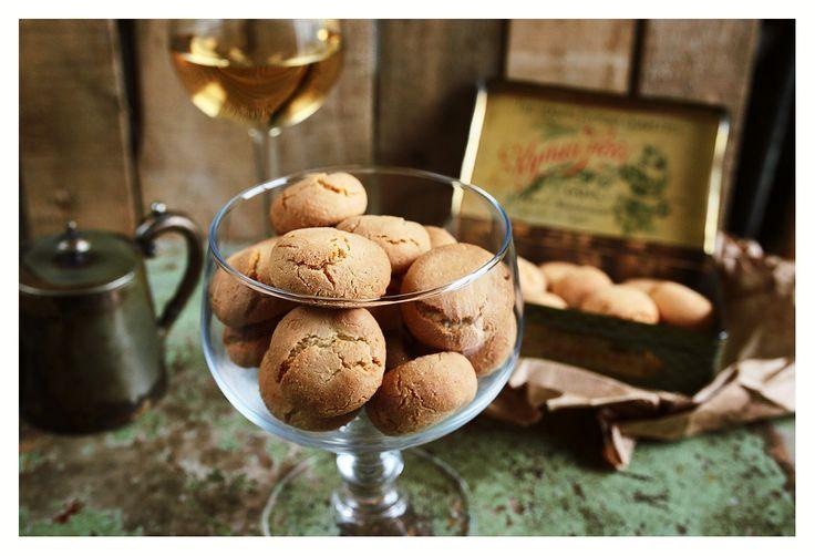 Amaretti keksz, az olaszok habcsókja