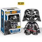 Funko Pop! Star Wars  CHROME DARTH VADER Figure  Hot Topic Exclusive  New In Box #Funko #FunkoPop #Pop #Toys
