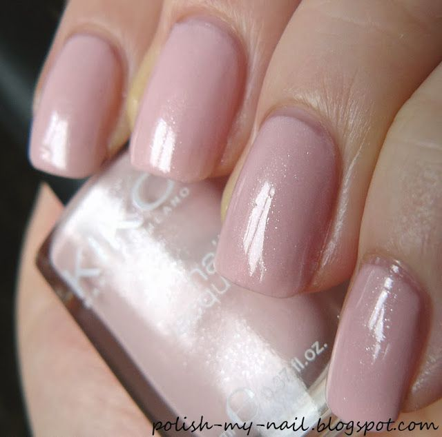 Kiko - 216 Satin Pastel Pink.