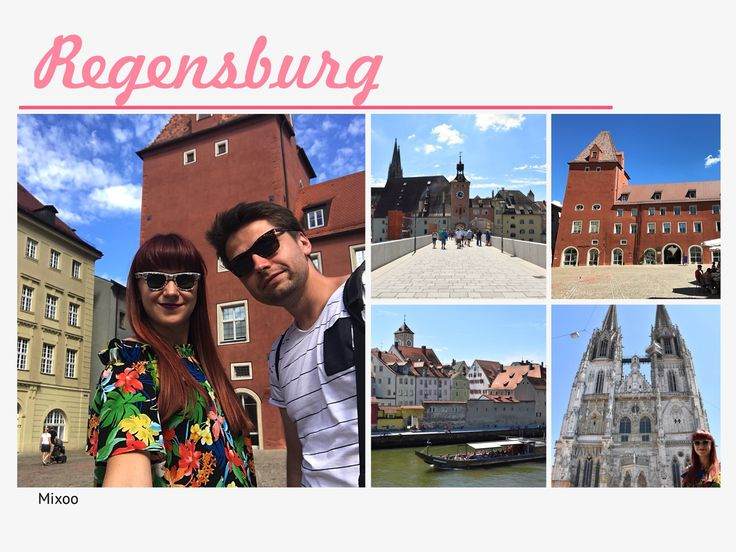 Wanna see the oldest stone bridge in Germany? Or maybe you want to admire a fantastic cathedral? Check out what else can you see in Regensburg!