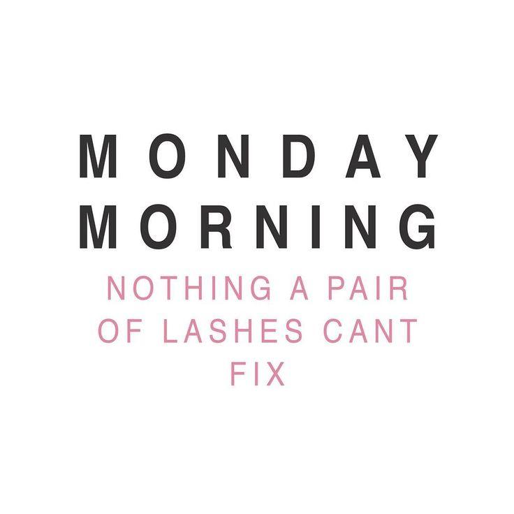 Ny vecka, nya tag och idag skiner solen ☀️#finarefransar #stockholm #lashes #ögonfransar #monday #morning #quote  #måndagmorgon #beauty #sun