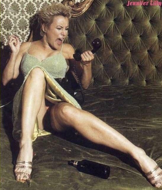 Gina gershon and jennifer tilly nude sex scene in bound movi 5