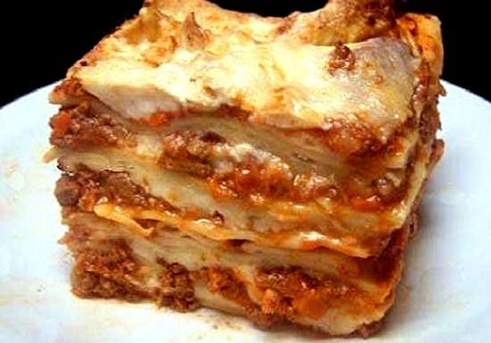 Slow Cooker Lasagna | food | Pinterest