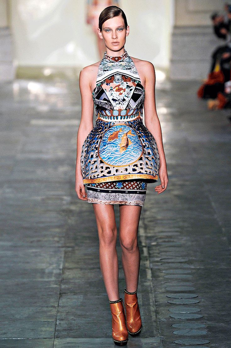 MARY KATRANTZOU FALL 2011 RTW