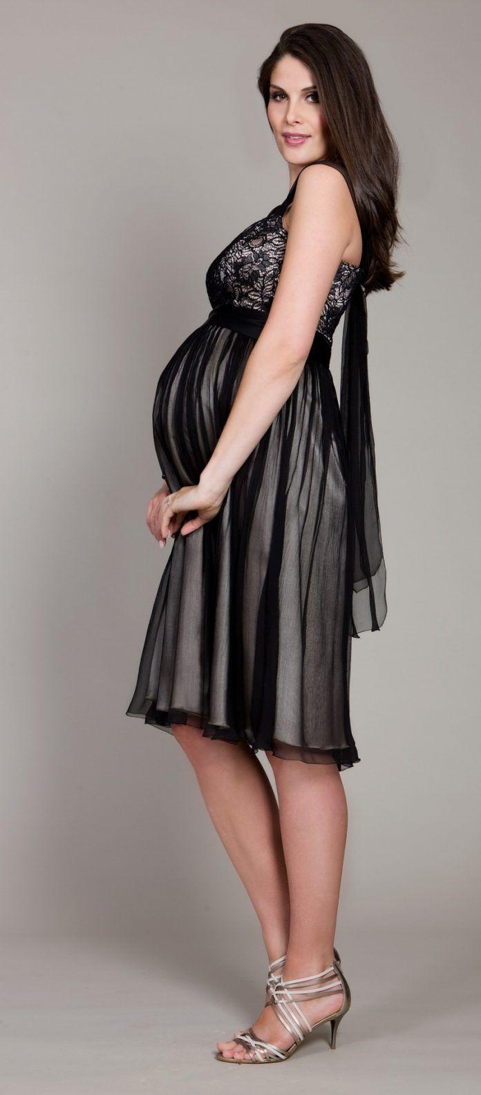 Hamile Gece Elbisesi Modelleri, Şık ve Ferah Elbise Önerileri