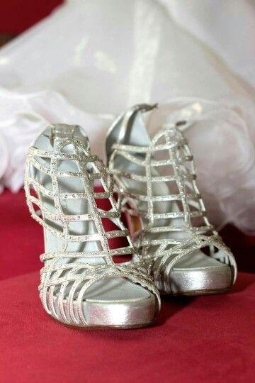 Sandalias de princesa!!!