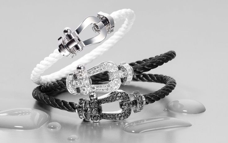 http://www.horloger-paris.com/fr/3188-fred-joaillerie-collection-force-10-bracelets   Manille #Fred Paris Force 10. Configurez la vôtre en ligne! #FredParis #Force10