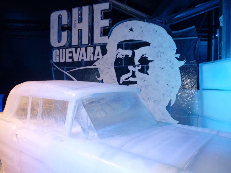 Che Guevara en Brujas