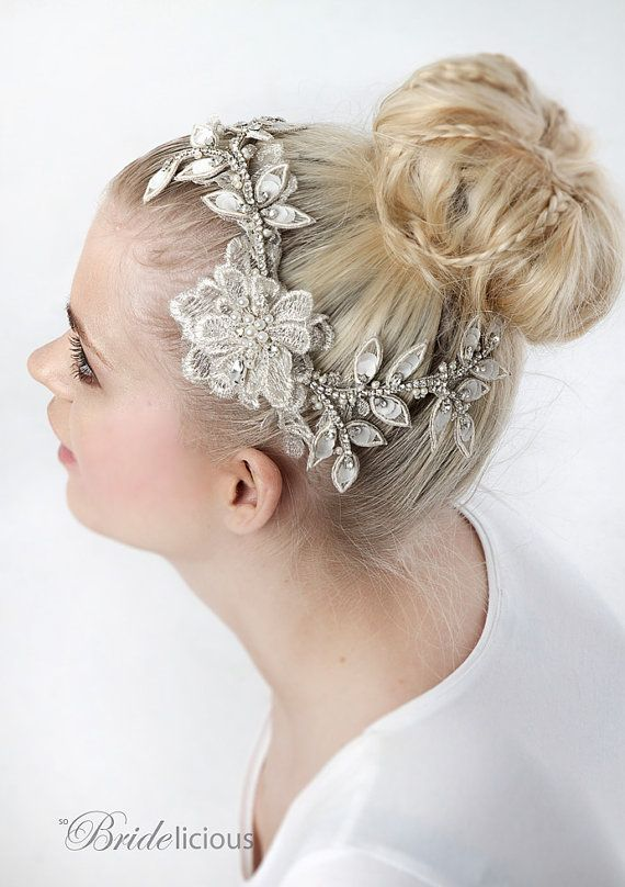 My Eternal Aphrodite bridal hairpiece  Stunning by SoBridelicious, $140.00