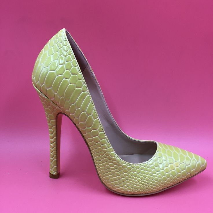 79.90$  Know more - http://aimtc.worlditems.win/all/product.php?id=32679277563 - Zapatos Mujer Real Womens Pumps Custom Made Plus Size High Heels Ladies Party Shoes Yellow Shoes Cheap Modest Hot Sale