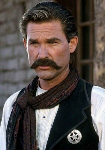 Kurt Russell in Tombstone... is pretty hot in this movie...