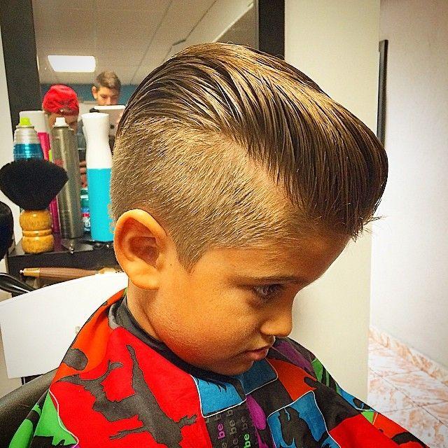 Pompadour Haircut Toddler : Men s hair haircuts fade short medium long