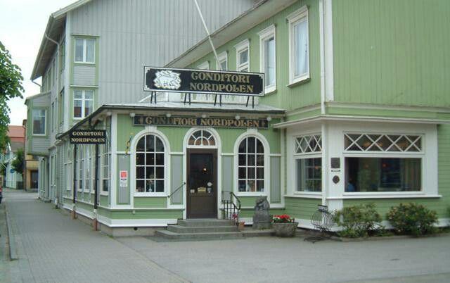 café nordpolen