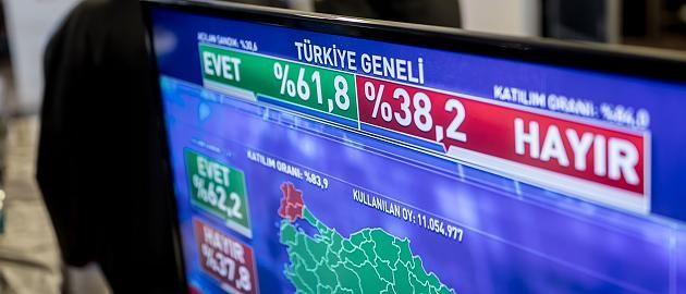 Türkische Opposition behauptet: Staatliche Agentur verbreitete falsche Zahlen