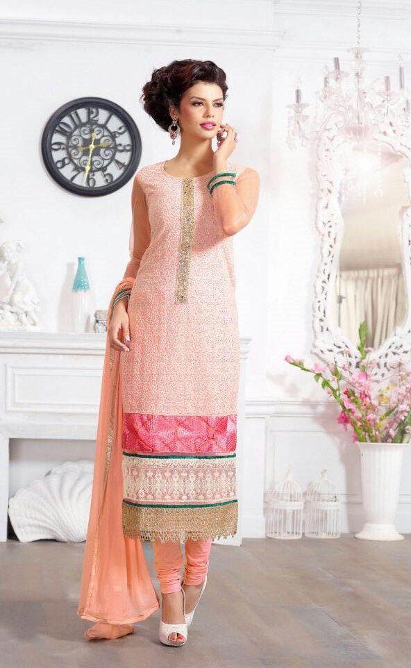 Super Seller Pure Georgette Designer Party / Office Wear Salwar Kameez  HL-7775 - http://member.bulkmart.in/product/super-seller-pure-georgette-designer-party-office-wear-salwar-kameez-hl-7775/
