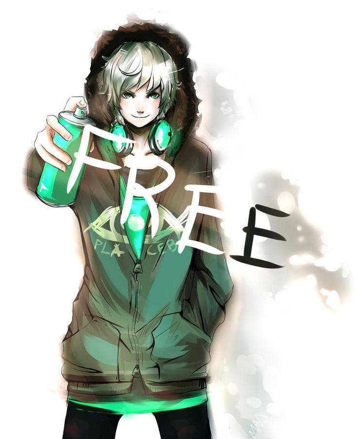 Frey, from Yuumei's Fisheye Placebo