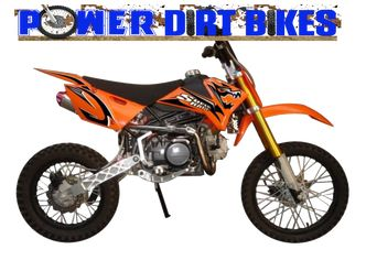 Cheap 125cc Dirt Bikes | 110cc Dirt Bike | Power Dirt Bikes