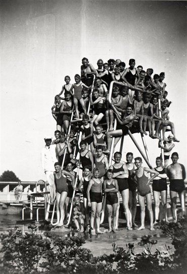 Het Noorderbad, 1934