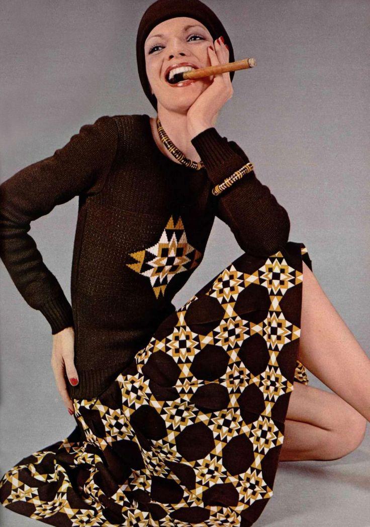 Givenchy Nouvelle Boutique Roland Bianchini 1973