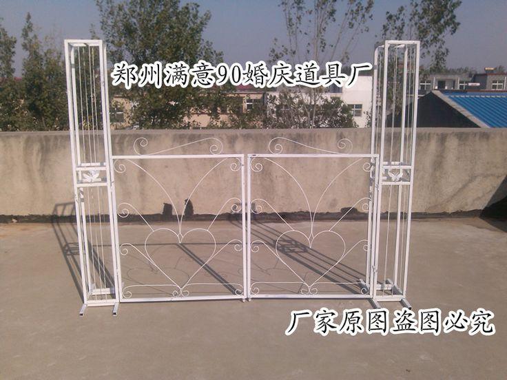 Новая / открытые арки / Особенности дверь счастья / цветок двери поставок свадьбы / свадьбы реквизит свадебные арки - Taobao